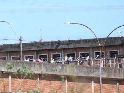 Taxa de ocupação dos presídios brasileiros é de 175%, mostra CNMP