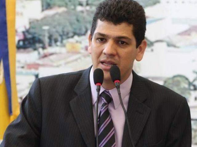 Sidlei Alves também responde processo por corrupção quando era vereador (Foto: Divulgação)