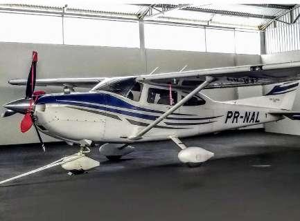 Polícia Federal vai investigar caso de aeronave roubada no interior