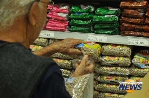 Cesta Básica de Campo Grande ficou 5% mais cara em 2016, aponta Dieese