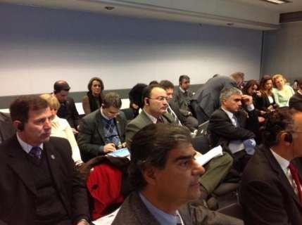 Na Inglaterra, Nelsinho tem reunião na Prefeitura de Londres
