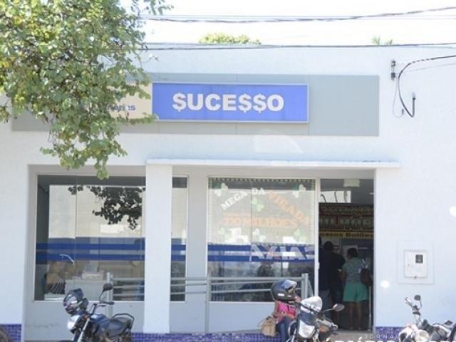 Aposta em Corumbá foi registrada em lotérica do Centro. (Foto: Anderson Gallo/Diário Corumbaense)