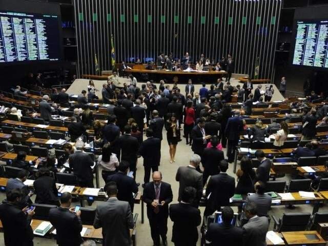 Reeleição de deputados federais está entre as prioridades apregoadas por partidos neste ano. (Foto: Luis Macedo/Câmara dos Deputados/Arquivo)