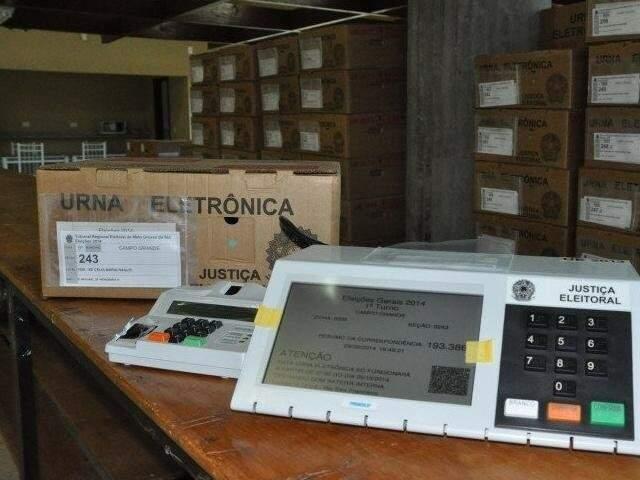 Eleições na Capital vão demandar o recrutamento de mais de mil mesários. (Foto: Arquivo)