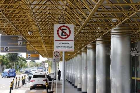Agetran instensifica multas contra motoristas no Aeroporto Internacional