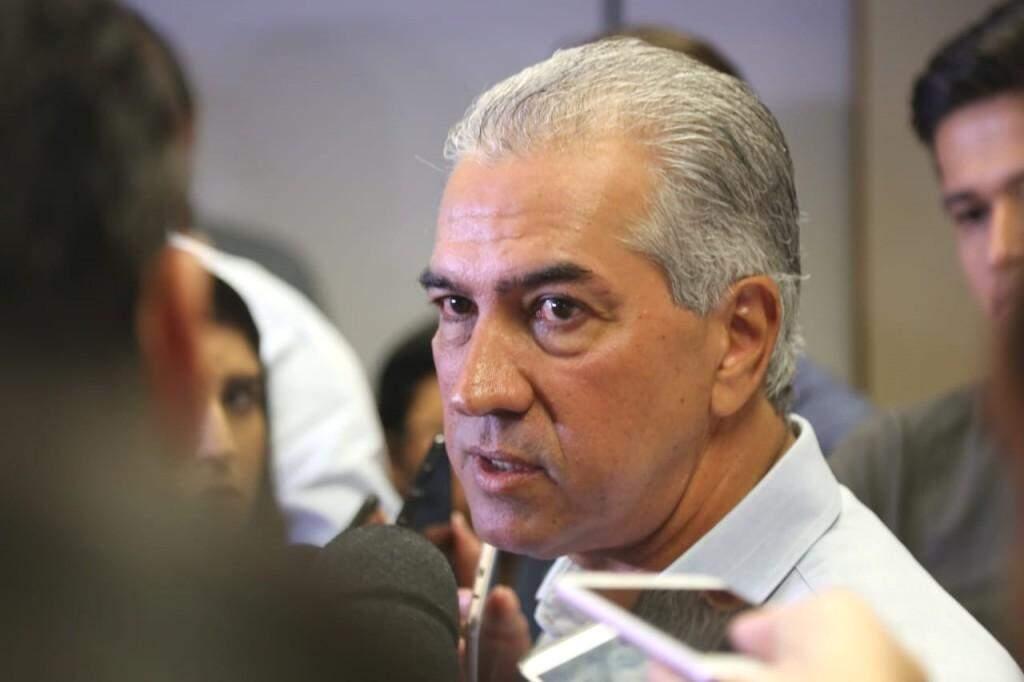 Reinaldo toma posse em primeiro de janeiro para o segundo mandato. (Foto: Paulo Francis)