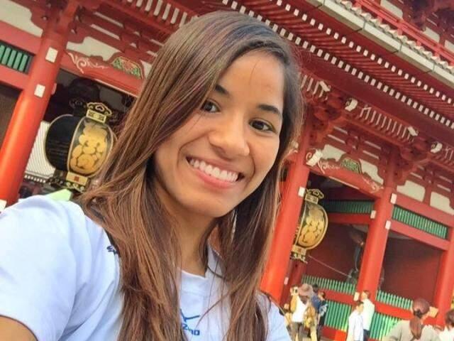 Larissa Farias está na lista de convocados para competição na Bolívia (Foto: Arquivo pessoal)