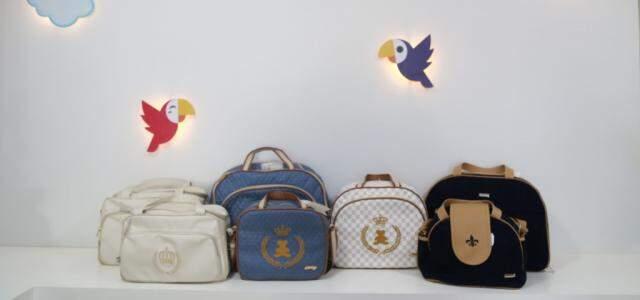 Bolsas custam só R$ 50,00 (Foto: divulgação).