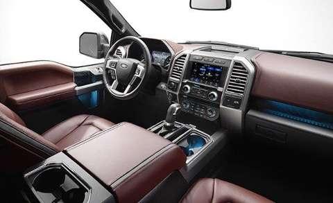 Ford apresenta F-150 2018 com novo motor V6 diesel