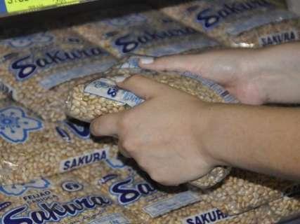 Campo Grande tem baixa de 2,52% no preço da cesta básica em julho