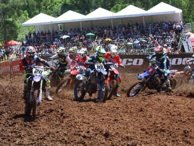 Nova Alvorada do Sul receberá etapa do motocross em julho (Foto: CBM/Divulgação)