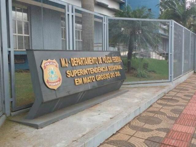 Mário Robson atuou por 33 anos na Polícia Federal de Mato Grosso do Sul. (Foto: Arquivo)