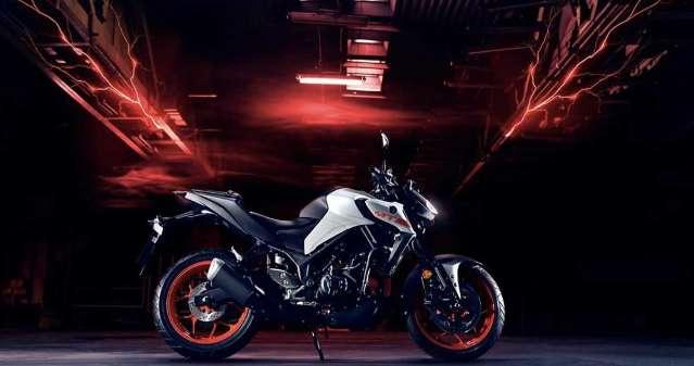 Yamaha apresenta a nova MT-03 2020