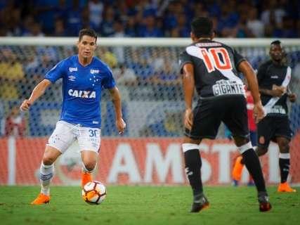 Rodada do Brasileirão da noite termina com 1 a 1 entre Cruzeiro e Vasco