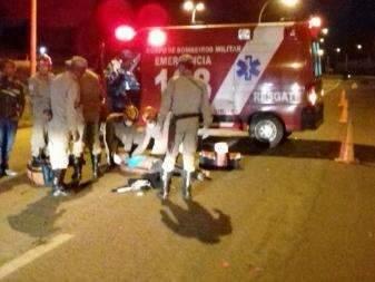 Mulher morta atropelada por picape na João Arinos tinha 45 anos