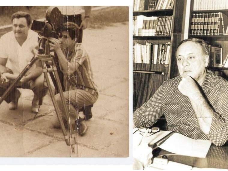 Na tentativa de preservar  e registrar a cultura regional, José Octávio Guizzo manteve acervo com documentos e dossiês sobre o assunto (Foto: Arquivo Histórico)