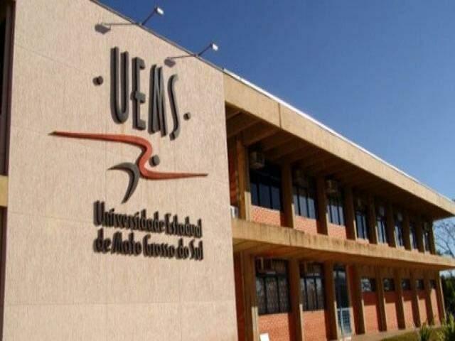 Prédio da Universidade Estadual de Mato Grosso do Sul (Divulgação)