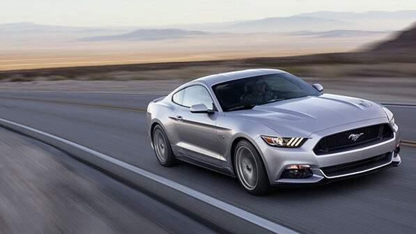 Ford apresenta o novo Mustang nos Estados Unidos
