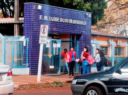Enquanto aguardam recurso no TJ, professores mantêm greve parcial