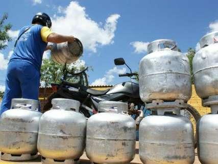 Gás de cozinha sobe quase 5% em um mês e chega a R$ 75, mostra Procon