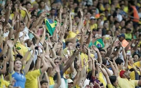 Serviço público federal terá expediente reduzido em dias de jogos do Brasil
