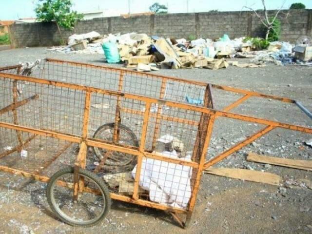 MPMS viu falta de ação de empresas quanto ao estímulo da sociedade por ações de reciclagem. (Fotos: Marcos Ermínio/Arquivo)