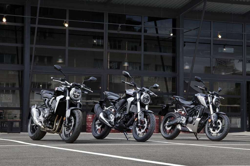 Honda apresenta nova geração da CB 1000R com 145 cv de potência