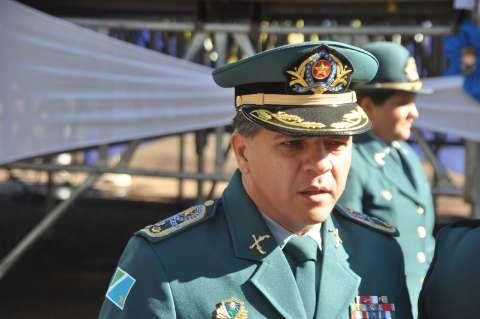 Comandante da PM compara corrupção de policiais com desvio de medicamentos