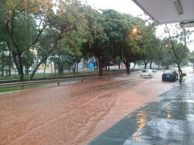 Região do Prosa engloba 40 mil hectares, como a Ricardo Brandão, e exige projeto de drenagem diferenciado para não alagar (Foto: Arquivo)