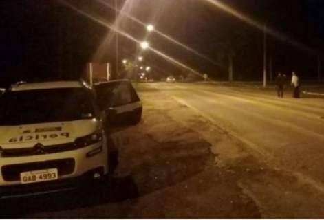Polícia faz reprodução de assassinato em ambulância, cometido por delegado