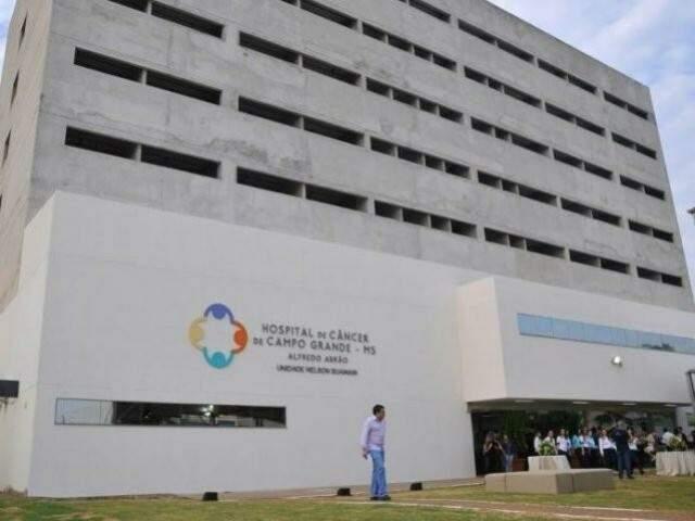 Serviço foi transferido para clínica particular durante obras de instalação (Foto: Arquivo/Campo Grande News)
