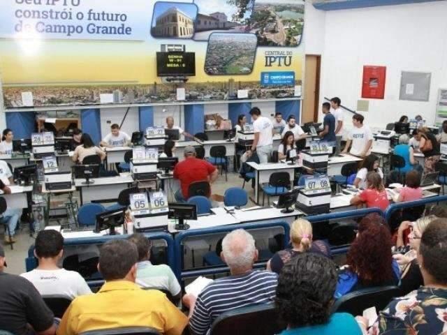Prefeitura abre nesta 2ª-feira Refis Natalino para recuperar R$ 10 milhões
