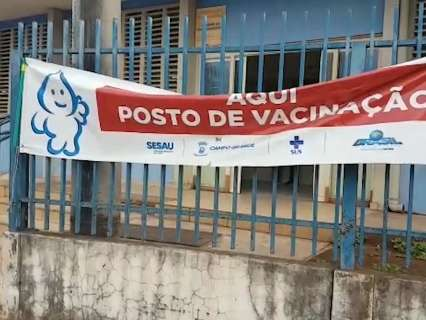 Crianças e gestantes têm até esta 6ª feira para tomar a vacina da gripe