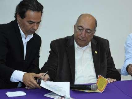 Pedro Chaves afirma que vai buscar apoio do governo federal para Casa da Mulher