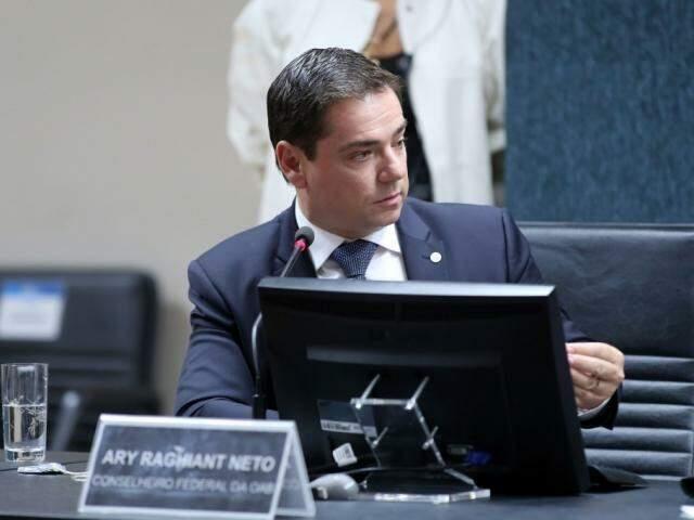 Raghiant representa a OAB no Conselho Nacional de Justiça; advogado será secretário-nacional adjunto e corregedor da Ordem. (Foto: Luiz Silveira/Agência CNJ)