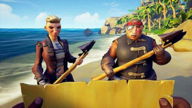 Com Sea of Thieves, a Microsoft traz um mar de possibilidades aos gamers