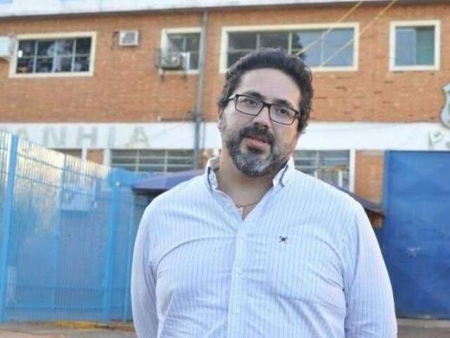 Jail Benites Azambuja foi preso em março (Foto: Alcides Neto/ Arquivo)