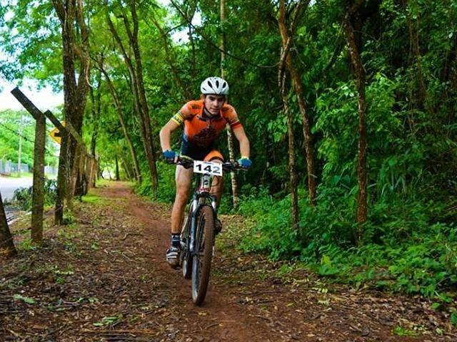 Mountain bike é uma das modalidades disputadas nos Jogos Radicais Urbanos (Foto: Divulgação)