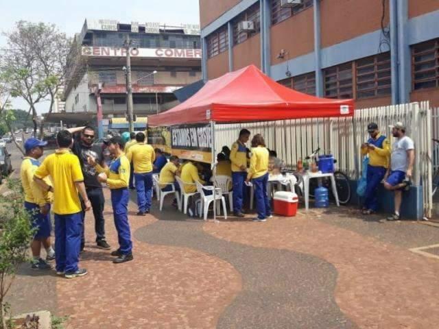 No 2º dia, greve de funcionários dos Correios chega a 34 municípios de MS