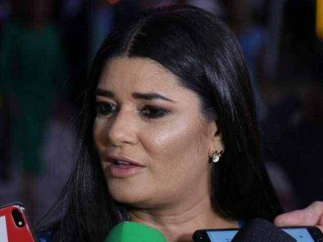 Rose afirma levar a Brasília demandas colhidas durante sua carreira. (Foto: Paulo Francis)