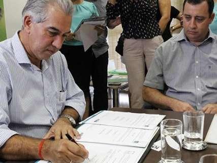 Governo de MS repassa R$ 161 mil para sinalização viária em Aquidauana