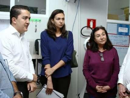 Prefeita é alvo de inquérito após calote de R$ 1,2 milhão em hospital