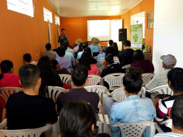 Qualificação de produtores rurais começou por Coxim em maio deste ano. (Foto: Oscar Júnior/Semagro)