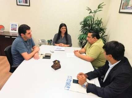 Rose discute reforma de hospital e construção de pronto-socorro em Corumbá
