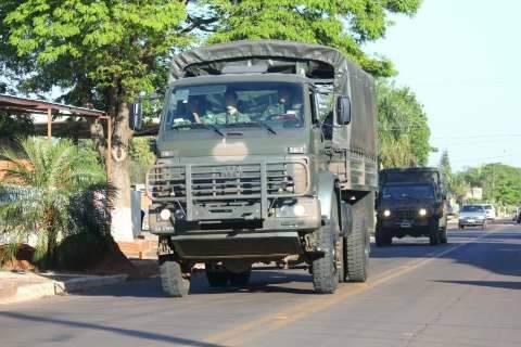 Exército vai distribuir alimentos e prestar atendimento médico aos indígenas