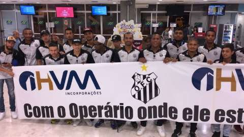 Operário encara jogo decisivo neste domingo à tarde no Planalto Central