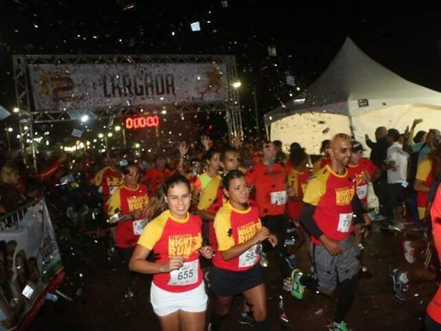 Prova deve movimentar corredores de MS (Foto: Divulgação)