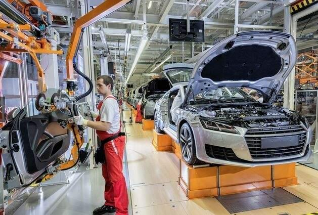 Novo Audi TT começa a ser produzido na Hungria