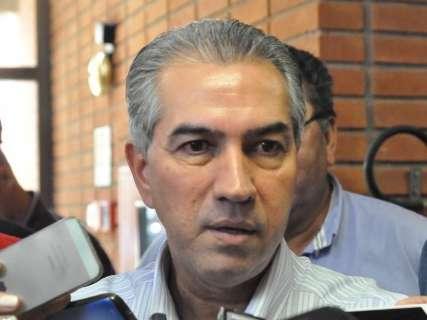 Reinaldo diz que dinheiro recebido da JBS foi oficial e doado ao partido