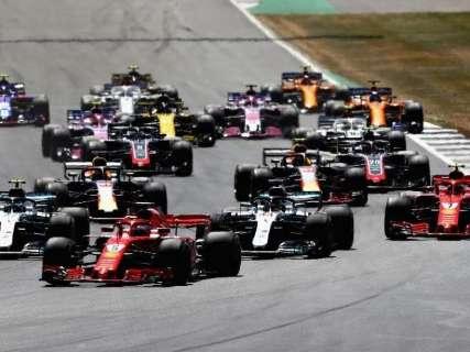 Sebastian Vettel vence GP da Inglaterra e se consolida na liderança da F1
